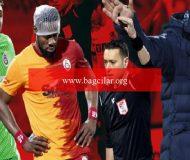 Alanyaspor-Galatasaray maçında Fatih Terim çılgına döndü! Galatasaray derbiyi hatırlattı…