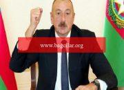 Aliyev'den yılbaşı iletisi: Karabağ bölgesinde cennet yaratacağız
