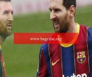 Barcelona'da Lionel Messi'den buruk rekor! 7 maç sonra…