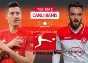 Bayern'in galibiyetine iddaa'da orantı açılmadı! Düsseldorf'un son 6 lig maçı…
