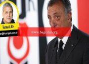 Beşiktaş Yöneticisi Ahmet Işık Çebi: '20 milyon SMS bekliyoruz'