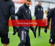Beşiktaş'ta Kasımpaşa maçı hazırlıkları tamamlandı