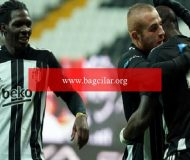 Beşiktaş'tan üst üste ikinci maçta pas rekoru