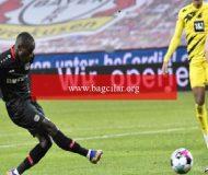 Borussia Dortmund, Bayer Leverkusen deplasmanından puansız döndü