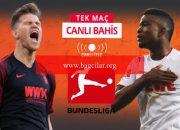 Bundesliga maçına 11,00 iddaa oranı! Köln, Augsburg deplasmanında…