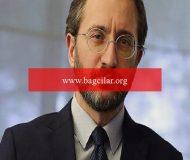 Fahrettin Altun: Chabot'un kelamları Türkiye-ABD ittifakının mahiyetini yansıtmaktadır