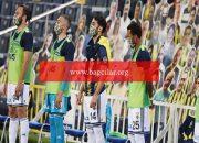 Fenerbahçe-Kayserispor maçında dikkat çeken koronavirüs önlemleri!