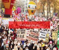 Fransa'da yasa tasarısı sokakları karıştırdı