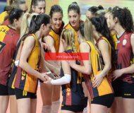 Galatasaray Bayan Voleybol Ekibi'nde koronavirüs olay sayısı 3'e yükseldi