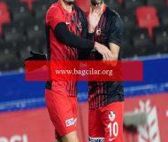 Gaziantep FK 3-0 Serik Belediyespor
