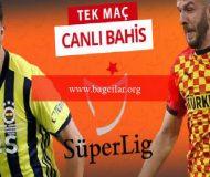 Göztepe 3 değerli ismi İzmir'de bıraktı! Fenerbahçe'nin iddaa oranı…