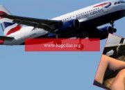 Havayolu şirketinde seks personeli 'hostes' skandalı!