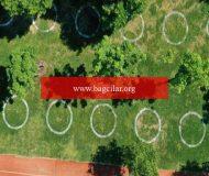 İstanbul'un parklarında 'çemberli çevre mesafe' devri
