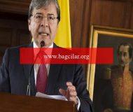 Kolombiya Savunma Bakanı Holmes ağır bakıma alındı