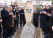Kudüs Şairi Akif İnan mezarı başında anıldı