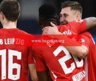 Leipzig deplasmanda Hertha Berlin mahzurunu rahat geçti