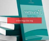 MEB 10'uncu sınıf öğrencileri için maharet temelli etkinlikler kitabı hazırladı