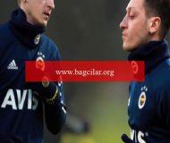 Mesut Özil artık Fenerbahçe'nin yıldızı