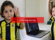 Minik Buğlem'in Fenerbahçe ve Alanyaspor aşkı! Emre Belözoğlu ve Vedat Muriqi hayranı