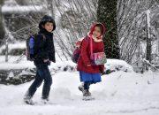 Eğitime kar engeli Bu illerde okullar Tatil ( 28 Aralık 2018 )