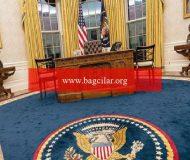 Oval Ofis'te Clinton tonları