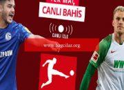 Ozan Kabak birinci 11'e dönüyor mu? Schalke'nin Augsburg önünde iddaa orantısı…