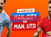 Premier Lig'de gözler Manchester Derbisi'nde! Bu maça iddaa oynayanların %60'ı…