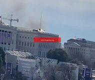 Son dakika: ABD Kongre binası güvenlik tehdidi nedeniyle kapatıldı