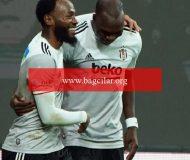 Son Dakika Haberi | Beşiktaş'ın harika çilingiri Vincent Aboubakar