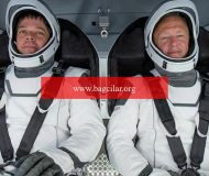 SpaceX'in Dragon kapsülü otomatik olarak kenetlendi