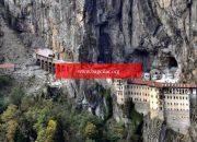 Sümela Manastırı yine ziyarete açıldı