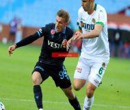 Trabzonspor 1-3 Alanyaspor (Maçın golleri ve özeti)