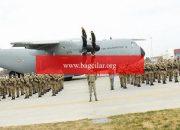 Türk askeri Karabağ'da