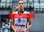 Ulusal basketbolcu Bahar Çağlar, Spor Arena'ya açıkladı: Önceliğim Beşiktaş