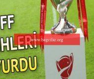 Ziraat Türkiye Kupası yarı final maçları ne vakit? TFF ZTK yarı final maç programını açıkladı